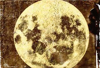 Full Moon - Winter Solstice