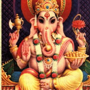 Lord Ganesh - learn the path of no resistance with spiritual counseling & coaching
