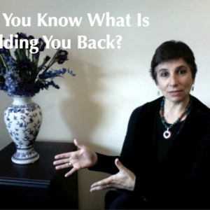 Do You Know What Is Holding You Back? by Yol Swan: Intuitive Spiritual Mentor, Life & Business Coach