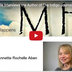 Annette Rochelle interviews the author of The Indigo Journals