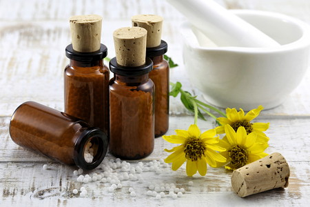 homeopathic treatment supports spiritual counseling